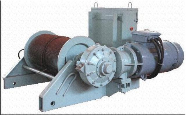 سیستم هویست یا الکترو موتور قلاب تاورکرین