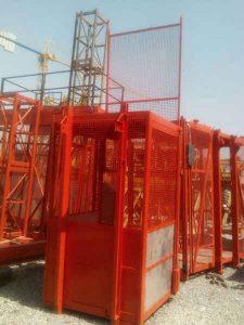 ساخت قطعات آسانسور کارگاهی